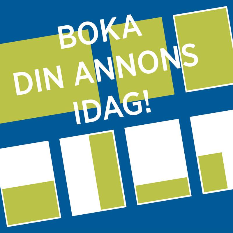 Boka-annons