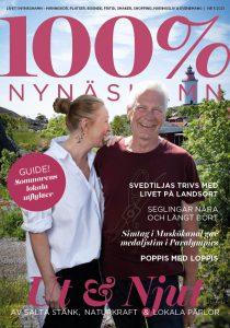Omslag 100% Nynäshamn nr 5 2021